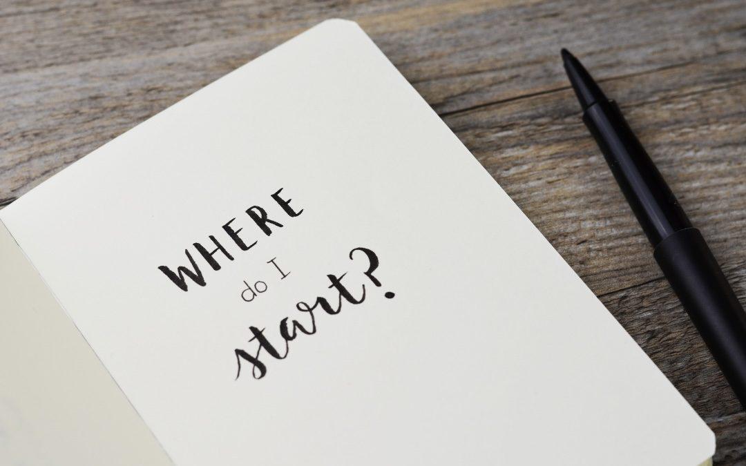 The Path to Wellness: Where Do I Start?